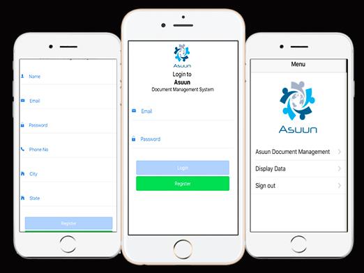 Asuun App