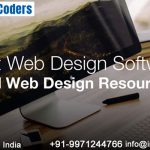 Look for Right Set of Tools in Web Designing