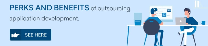 Outsourcing developers