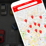 Parking App Development expands your business growth!!