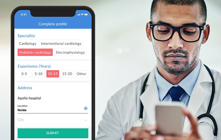 On-Demand Patients and Doctors Appointment