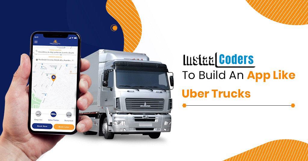 Uber trucking app