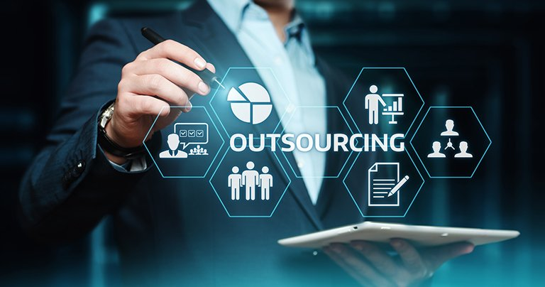 Resource Outsourcing