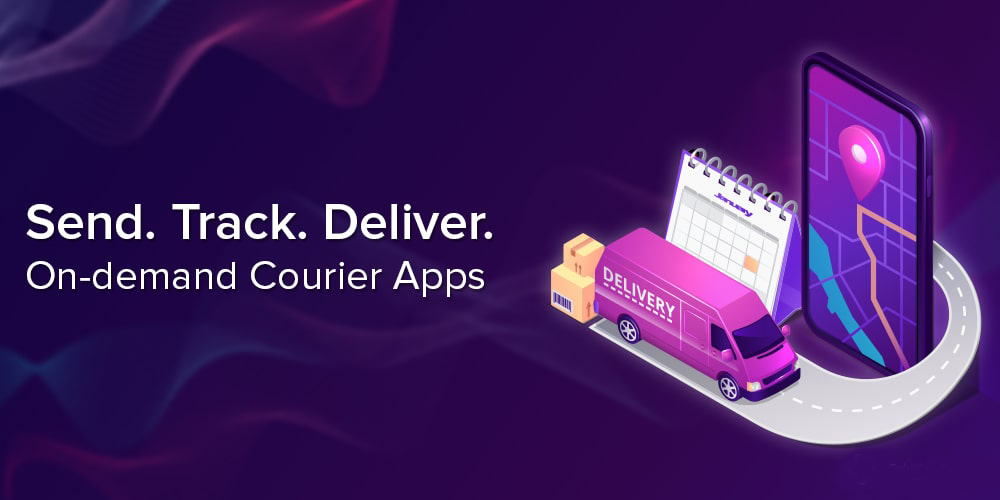 On-Demand Courier Delivery Application
